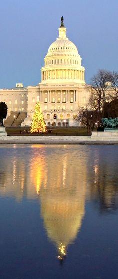 ༺✿•BEAUTIFUL PLACES•✿༻ **US Capitol Building, Washington**
