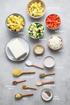 Pumpkin risotto with bacon chips - Recipe Guide Vegan Foods, Vegan Dishes, Vegan Vegetarian, Vegetarian Recipes, Cooking Recipes, Vegan Recepies, Vegetarian Dinners, Veg Recipes, Vegan Meals