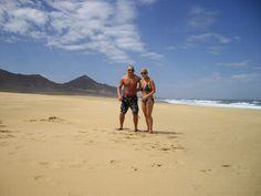Cathi Micat: Vorfreude - auf unseren nächsten traumhaften Urlaub an dem Strand aller Träume auf Fuerteventura
