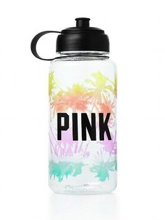 PINK Water Bottle #VictoriasSecret http://www.victoriassecret.com/pink/accessories/water-bottle-pink?ProductID=4310=OLS?cm_mmc=pinterest-_-product-_-x-_-x