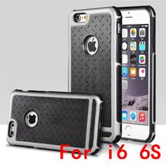 Apple iPhone Case Cover Ultra n proof Rubber PC TPU Hybrid 5S SE 6 6S 6 plus Shell EC882