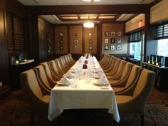 RW Prime's Private Dining Room