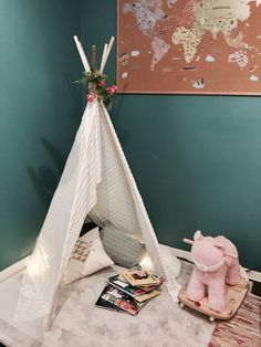 No Sew Tee Pee Pattern – Home and Garden Slumber party , sleepover party ideas decorations games , crafts and activities. Camping party