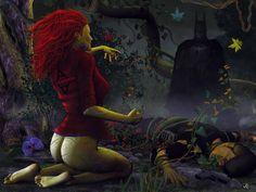 Poisoned Garden by alsobroken on DeviantArt