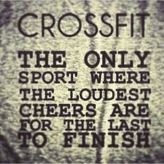 Pin for Later: You'll Be Almost as Obsessed With These Quotes as You Are With CrossFit
