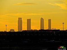 Sunset @ Madrid ... - Mkhouse 2013