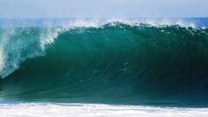 Die schönsten Wasserwellen 1