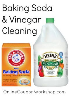 how to clean coffee maker with vinegar and baking soda