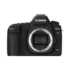 Canon EOS 5D Mark II Digital SLR (Body)