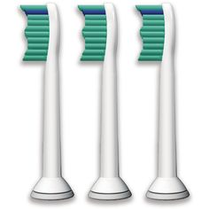 Philips Sonicare HX6013 ProResults Brush Head Standard, 3 Count