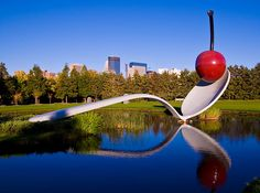Spoonbridge & Cherry by Bree R, via Flickr