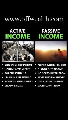 This is the difference between active and passive income! Which one do you chose? Visit our website and learn how you make passive income The Effective Pictures We Offer You About career ideas fields New Business Ideas, Business Tips, Online Business, How To Find Out, How To Make Money, Finance, Passive Income Streams, Simple Website, Quitting Your Job