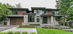 Modern Landscape - Modern - Portfolio - David Small Designs | Architectural Design Firm