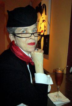 Idiosyncratic Fashionistas: Old Ladies' Rebellion