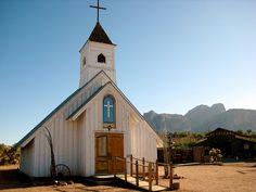 Elvis Church, Apache Junction, Arizona