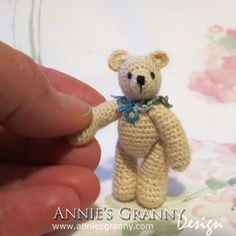 cute crochet animals on this website