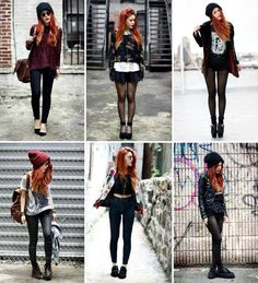 Water grunge outfit ideas