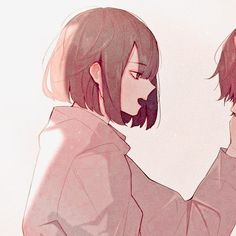 Friend Anime, Anime Best Friends, Cute Anime Profile Pictures, Cute Anime Pics, Anime Couples Drawings, Anime Couples Manga, Cute Anime Coupes, Anime Love Couple, Cute Anime Character