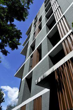 U-House, Taipei, Taiwan / Hsuyuan Kuo Architecture © Lee & Zheng