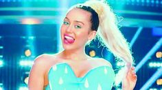 Miley Cyrus Alicia Keys join The Voice
