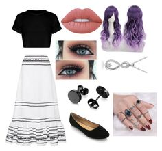 """""""S/n  Baby"""" by larissa1012 on Polyvore featuring Lisa Marie Fernandez and Lime Crime"""