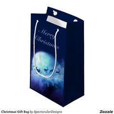 Christmas Gift Bag Small Gift Bag