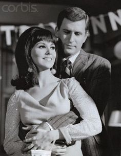 That Girl! ~ Ann & Donald played by Marlo Thomas and Ted Bessel