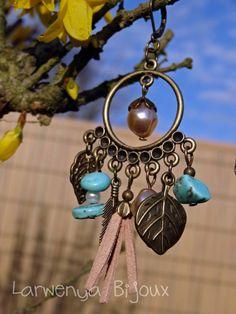 Boucles d'oreilles larwenya-bijoux.over-blog.com