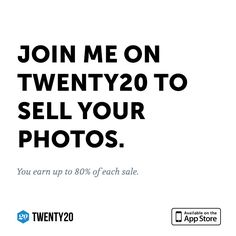If you haven't already, I think you should check out @twenty20app, a community of photographers helping each other get discovered by brands interested in licensing their work.