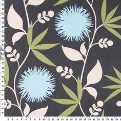(Hancock Fabrics ) Dahlia Print
