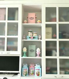 Cristaleira cozinha