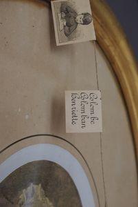 garland of vintage paper