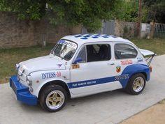 seat 600 racing se vende seat 600 abarth