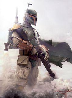 Star Wars Digital Art by Manny Llamas