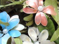 alles-vanellis hoe maakt je nagellakbloemen? how to make nailpolish flowers