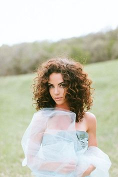 Shoulder Length Curly Hair Cuts