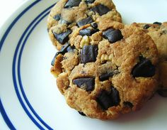 Gluten-Free-Chocolate-Chip-Cookies by HealthyIndulgencesBlog, via Flickr