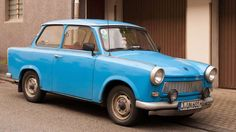 And the Lada will feel refined compared to a Trabant. Affectionately known as the Trabi, this two-st... - wwwuppertal | Flickr