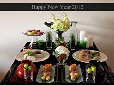 イメージ0 - 2012 お正月のテーブルコーディネートの画像 - ■□ Specialita Vita □■ - Yahoo!ブログ