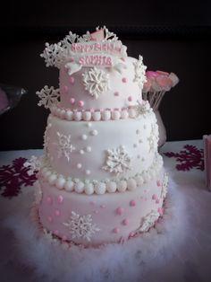 Sophias Winter ONEderland First Birthday On Pinterest