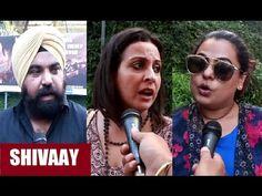 SHIVAAY public review | Ajay Devgan, Sayesha Saigal, Erika Kaar, Abigail Eames.