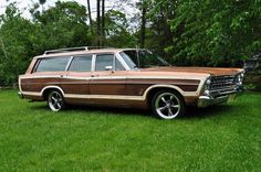 '67 Ford Galaxie Country Squire SW