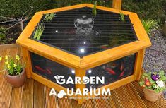 Raised Garden Pond/Water Feature. Child safe pond, ideal for any garden/home. Perfect addition to a sensory garden. Popular with schools and care homes.