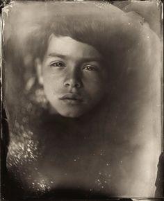 I Bambini Moderni ritratti con una Tecnica Fotografica del 1849 - Creatività, Innovazione e Passione per il Bello