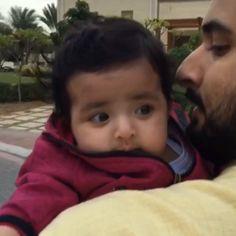 Dubai bint Majid bin Mohammed Al Maktoum con su padre, Majid bin Mohammed bin Rashid Al Maktoum, 11/2015. Vía: marwan_nagh