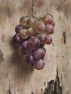 Marius van Dokkum : Rode druiven