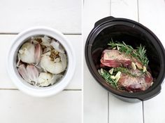 Slow Cooked Lamb Roast - Primal Palate | Paleo Recipes