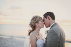 Wedding Poses, Wedding Day, Wedding Dresses, Beach Photography, Kissing, Bride Groom, Veil, Florida, Facebook
