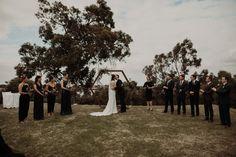 Pip + Mitch | Ebony Blush Photography | Perth Wedding Photographer | Perth Wedding Photos | Street Food Wedding | Fremantle Wedding Photos36