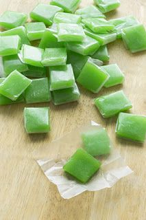 Sour Apple Fruit Chews